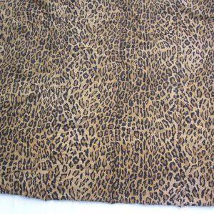 Ralph Lauren Aragon Leopard Cheetah Twin Comforter